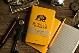 The Modern Traveler - Traverse Field Notes - 3-Pack Notebooks
