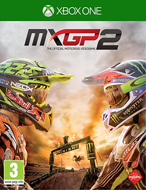 MXGP2: The Official Motocross Videogame [Importación Inglesa]: Amazon.es: Videojuegos