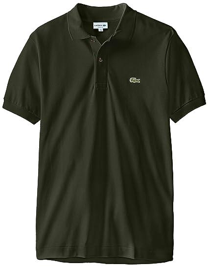 0614f7353d46 Lacoste Men s s Polo Shirt  Lacoste  Amazon.co.uk  Clothing