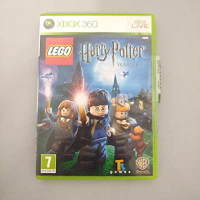 Lego Harry Potter: Years 1–4 (UK): Video Games