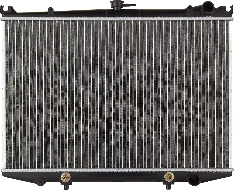 Spectra Premium Cu314 Complete Radiator