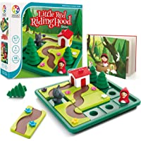 SmartGames SG 021 Little Red Riding Hood Deluxe Preschool Puzzle Game