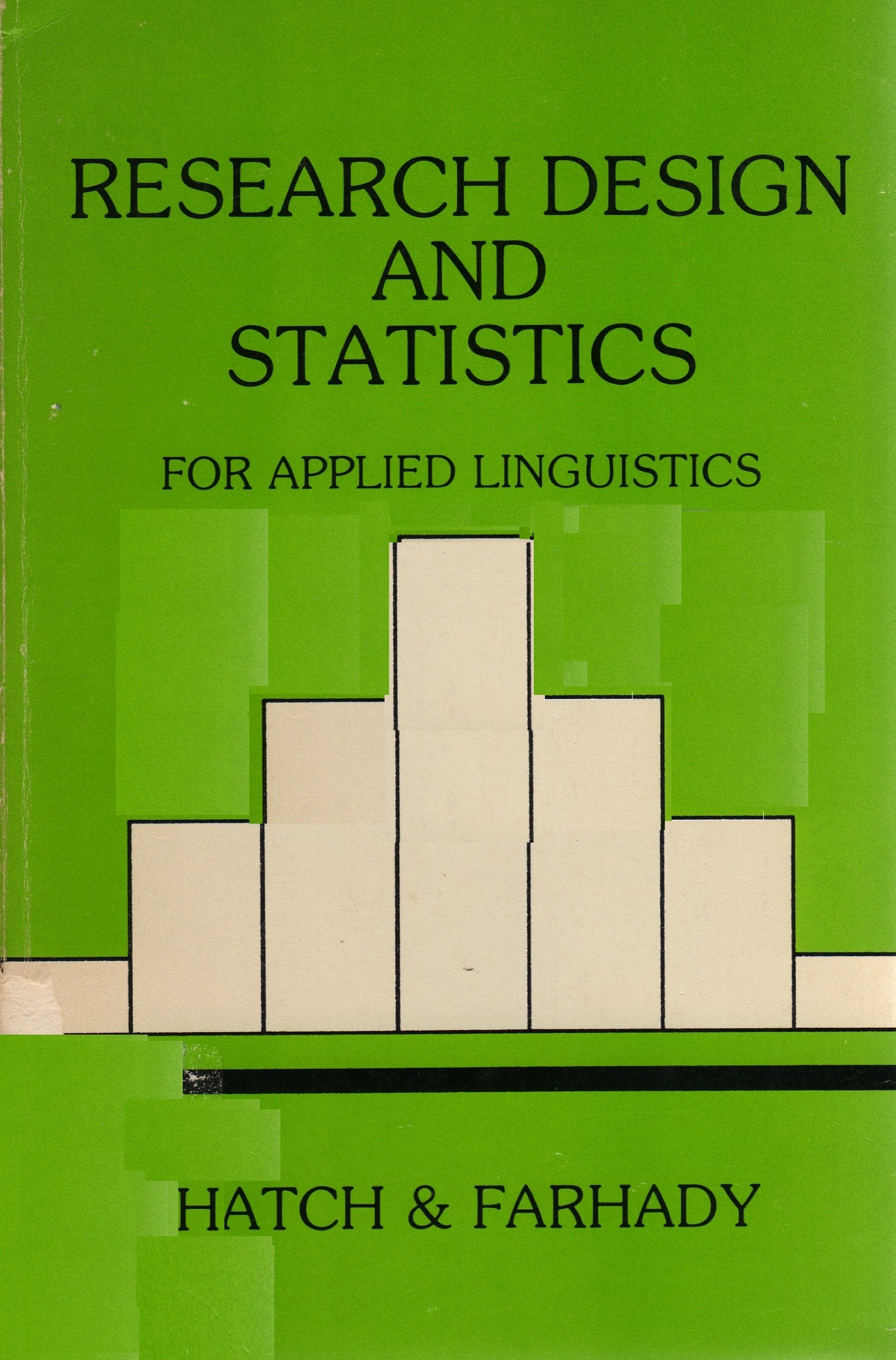Research design and statistics for applied linguistics evelyn research design and statistics for applied linguistics evelyn marcussen hatch 9780883772027 amazon books fandeluxe Choice Image
