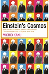 Einstein's Cosmos: How Albert Einstein's Vision Transformed Our Understanding of Space and Time Kindle Edition