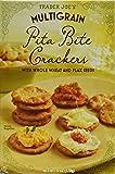 Trader Joe's Multigrain Pita Bite Crackers (2 Pack)