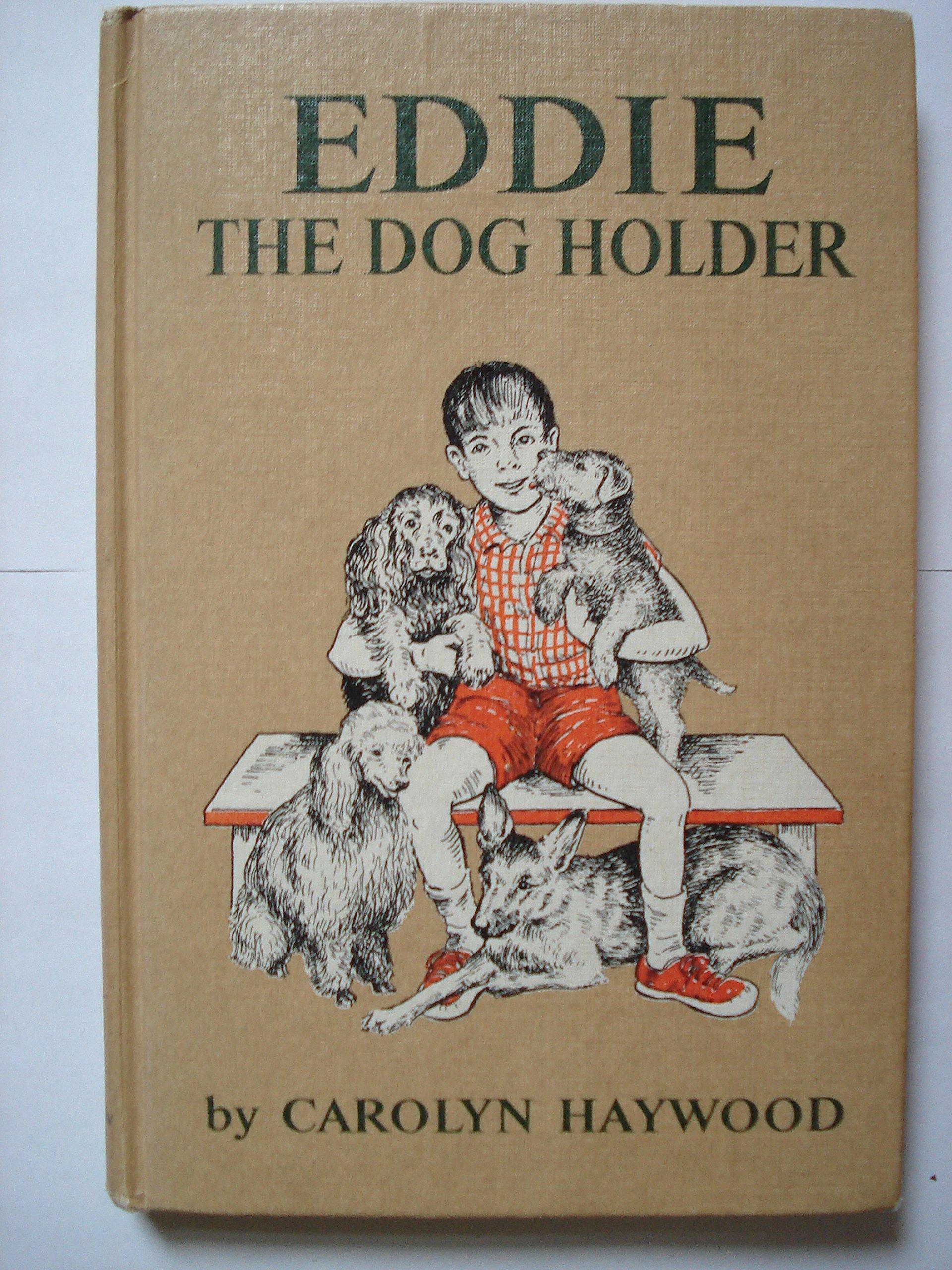ed the dog holder carolyn haywood