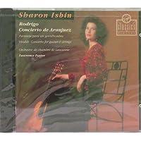 Rodrigo: Concierto de Aranjuez; Fantasía para un gentilhombre No1-5  & Vivaldi Concerto for Guitar and String Orchestra in D major