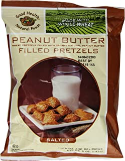 product image for Good Health Peanut Butter Filled Pretzels, Salted, 5 Ounce
