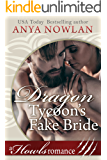 Dragon Tycoon's Fake Bride: A Howls Romance (Paranormal Dragon Billionaire Romance)