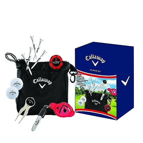 Callaway Starter Golfers Gift Set - Black