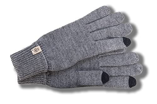 Roeckl Touch Fingerhandschuhe Damen Handschuhe Damenhandschuhe für Touchscreens Roeckl Strickhandsch...