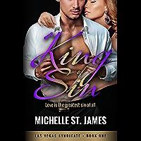 King of Sin (Las Vegas Syndicate Book 1)