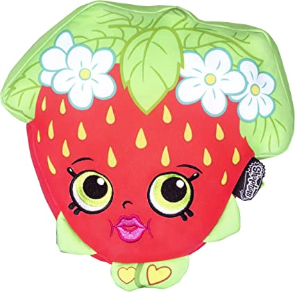 Details about  /NEW Shopkins Strawberry Kiss Hat with Braids