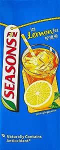 Seasons Ice Tea, Lemon, 250ml, (Pack of 24)