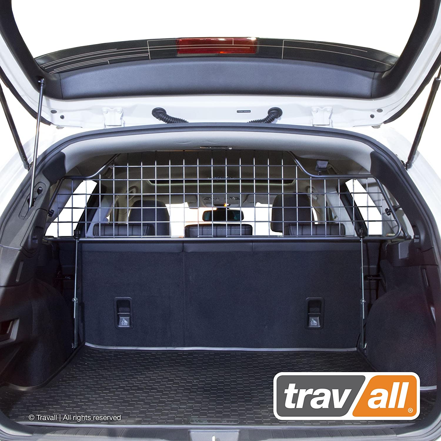 Travall Guard Compatible with Subaru Outback 2014-Current TDG1476 – Rattle-Free Luggage and Pet Barrier