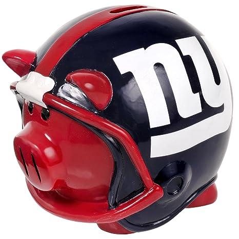 Amazon.com  New York Giants Helmet Piggy Bank  Sports   Outdoors 3f72f7cc5