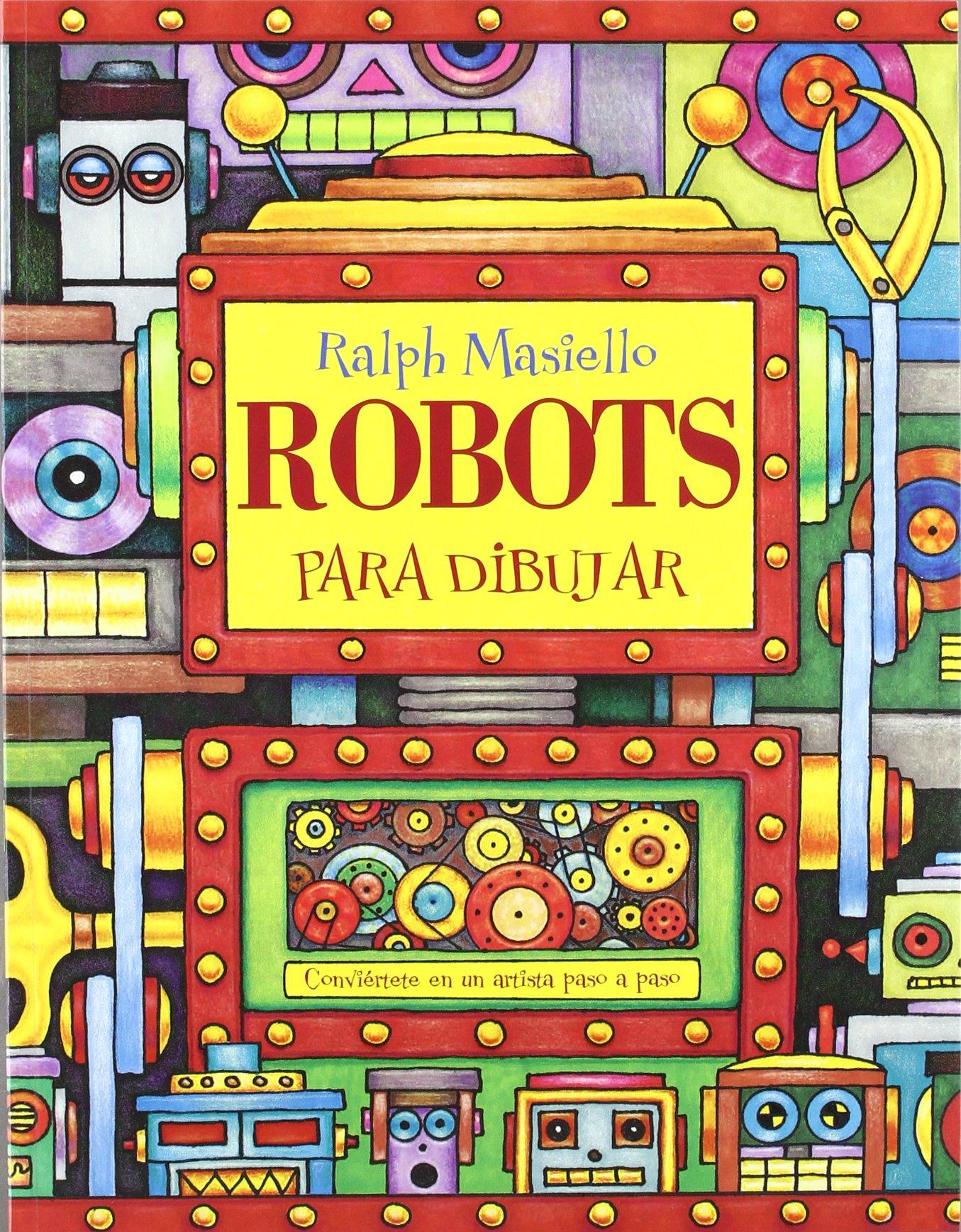 Read Online Robots para dibujar pdf epub