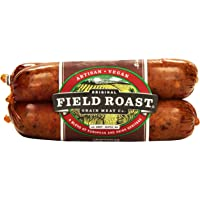 Field Roast,  Vegetarian Grain Meat Sausages,  Mexican Chipotle, 12.95 oz (Frozen)