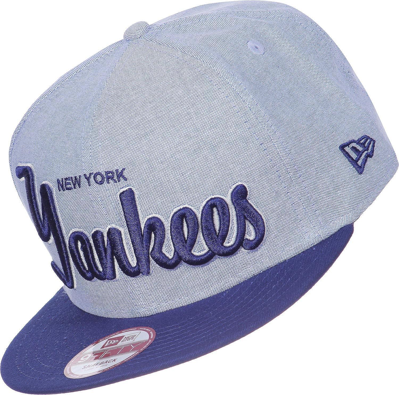 New Era Retro Scholar 2 NY Yankees Gorra L/XL navy: Amazon.es ...