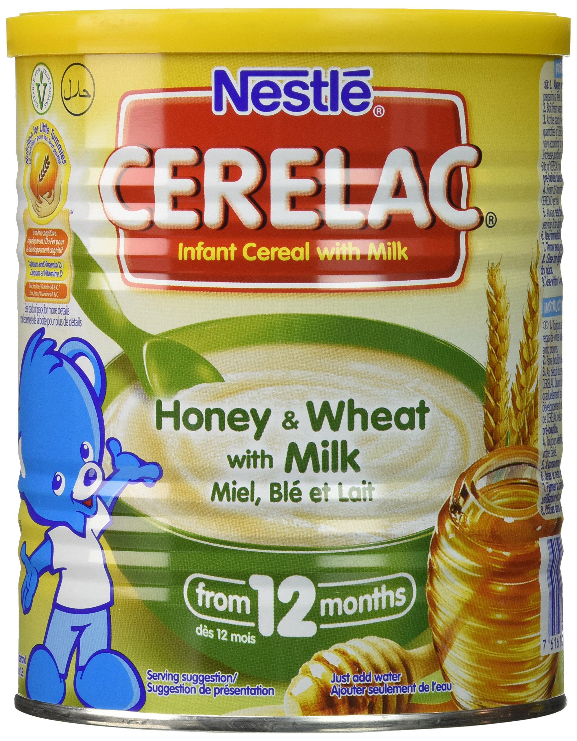 Nestle Cerelac Honey 400g (Europe)