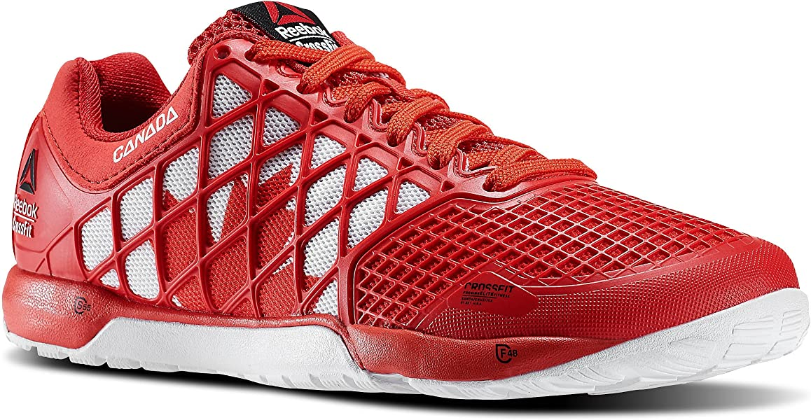 09b3cd8feae Reebok Women s Crossfit Nano 4.0 Training Shoe (Canada Red