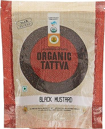 Organic Tattva Black Mustard, 200g