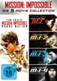 Mission: Impossible - 5-Movie-Set [5 DVDs]