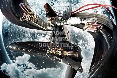 Un gran cartel - - CGC Bayonetta Playstation 3 Xbox 360 ...