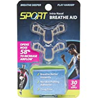 Deporte–Intra nasal respirar ayuda. Talla única. Se abre