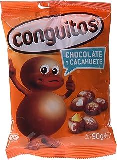 Conguitos Ragea de Cacahuete Recubierto de Chocolate - 90 g