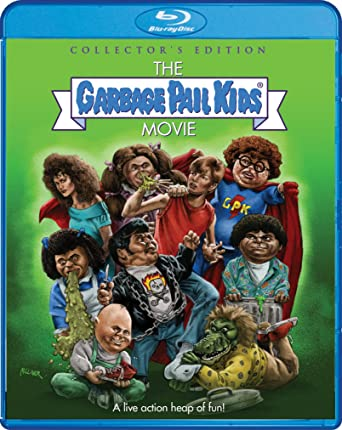 amazon co jp garbage pail kids movie blu ray import dvd