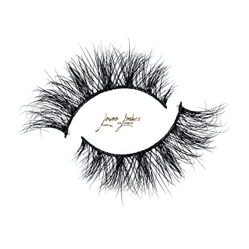"""b7a55848a97 Image Unavailable. Image not available for. Color: LAVAA LASHES -  Style""""Devilish"""" - Exclusive 3D Mink Collection"""