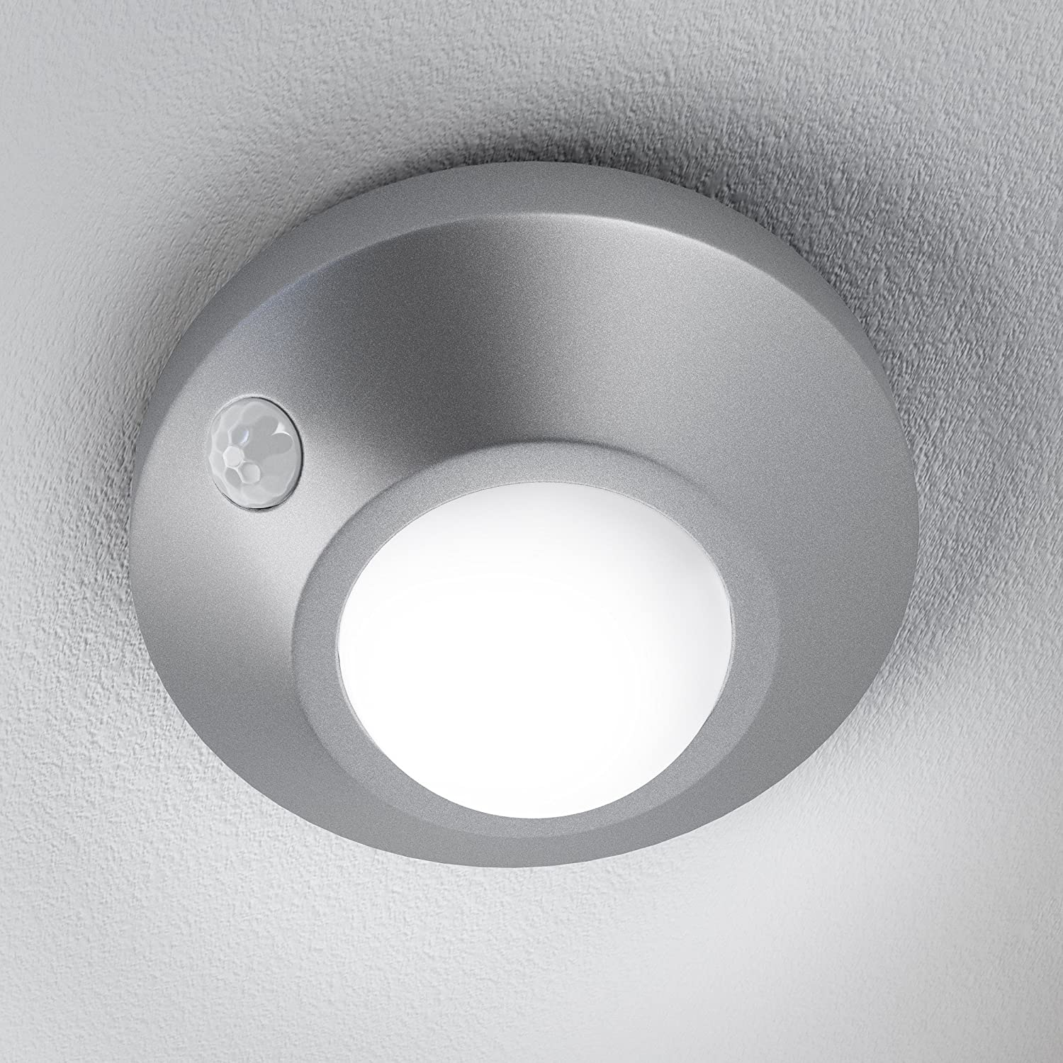 Bianco Osram Nightlux Ceiling 1.7 W 8.6 x 8.6 x 4,7 cm