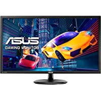 "Asus VP28UQG Monitor 28"", 4K Ultra HD, 3840 x 2160, 1ms, Display Port, HDMI, Adaptive Sync/FreeSync, Eye Care"