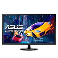 "Asus VP28UQG 28"" 4K/UHD 3840x2160 1ms DP HDMI Adaptive Sync/FreeSync Eye Care Monitor"