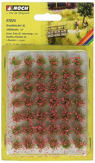 NOCH 07025 - Moldes para césped (talla XL), color rojo ...