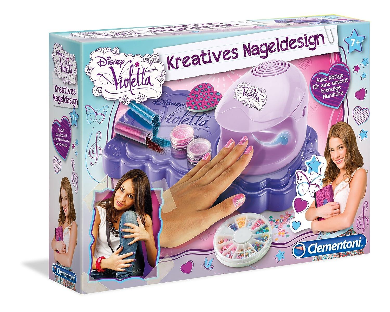 Clementoni 69477.8 - Kreatives Nageldesign: Amazon.de: Spielzeug