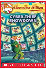 Cyber-Thief Showdown (Geronimo Stilton #68) Kindle Edition