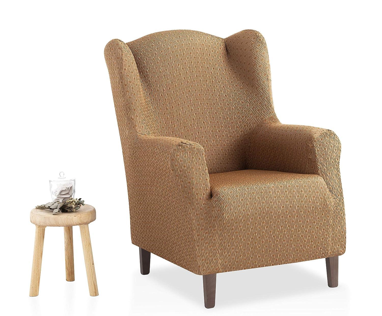 Funda de sillón orejero elástica Olivia: Amazon.es: Hogar