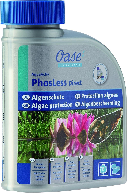 Oasis Algenschutz Direct 500 ml: Amazon.es: Jardín