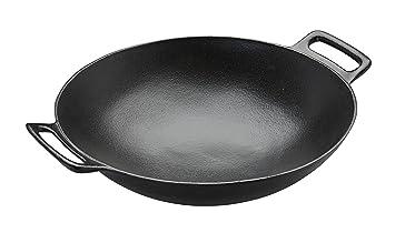 Rösle Gasgrill Wok : RÖsle wok vario Ø cm emailliertes gusseisen für vario system