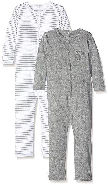 941173c79 Name It Baby Boys  Sleepsuit Pack of 2  Amazon.co.uk  Clothing