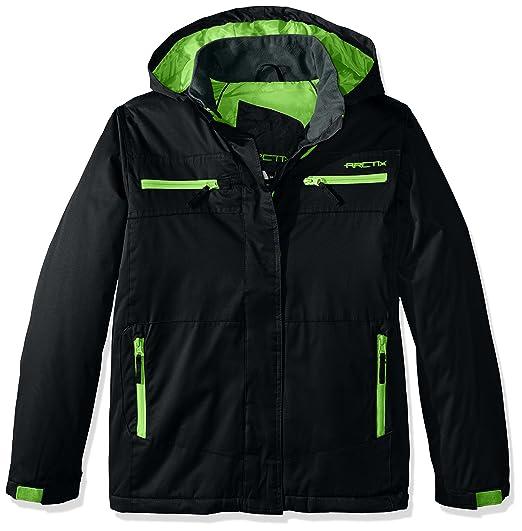 b60b4db149d5 Amazon.com  Arctix Boys Cyclops Insulated Jacket  Sports   Outdoors