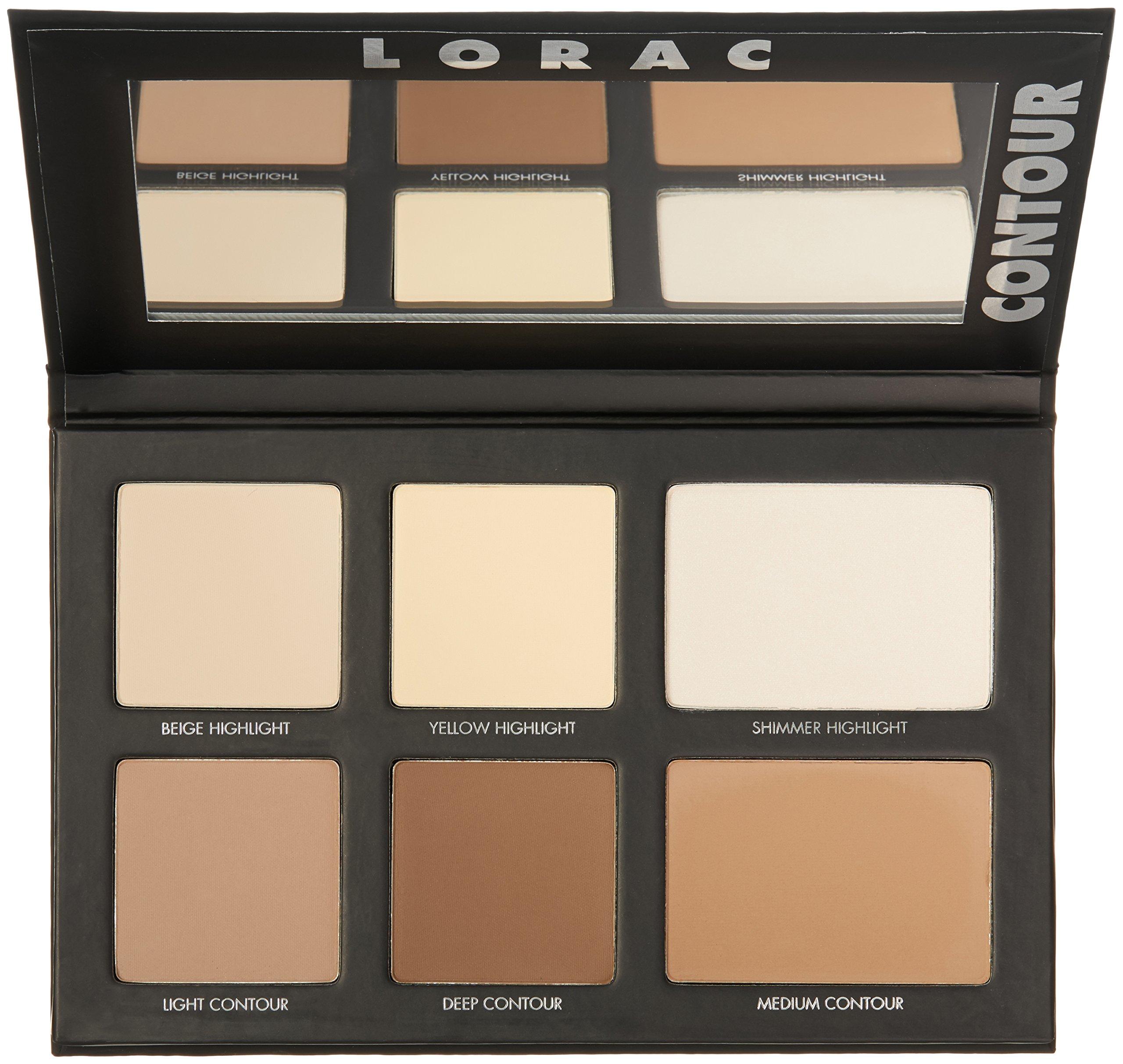 LORAC Pro Contour Palette Plus Contour Brush by LORAC (Image #6)