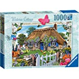 Ravensburger – Country Cottage Collection n ° 6 – Cottage, glycine SunsOut 1000 pièces
