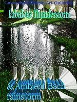 Fabulous Thunderstorm & Ambient Bach Rainstorm