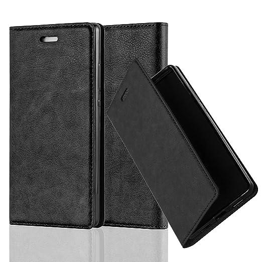 14 opinioni per Cadorabo- Custodia Book Style per Huawei P8 Design Portafoglio con Chiusura