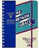 Wonder Woman 2018 Weekly Note Planner