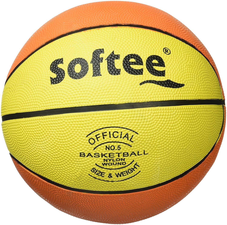 Softee Nylon - Balón de Baloncesto: Amazon.es: Deportes y aire libre