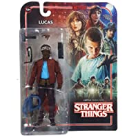 Stranger Things 13019 Wave 2 Lucas AF Action Figure, vari colori